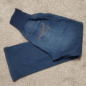 Oh Baby by Motherhood Maternity Jeans XL